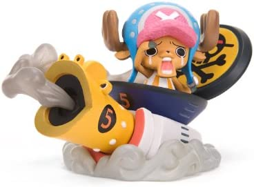 One Piece Choppers Adventure Tony Tony Tony Chopper in Fish-Femme Island PVC Figure | New Style