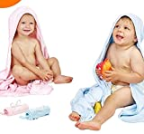 asciugamano con cappuccio da bagno doccia liabel poncho accappatoio bambini baby caldo e morbido