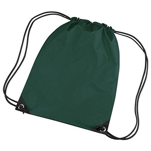BagBase , Kinder Kinderhandtasche Bottle Green