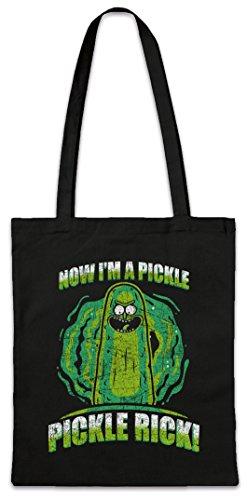 Urban Backwoods Pickle Rick Hipster Bag Beutel