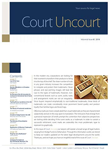 Court Uncourt | STA Law Firm: Volume V, Issue III (English Edition)