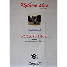 Rock palace - Yves Baudouard - batterie - Stock B