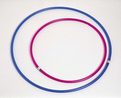 Hula Hoop Androni-D.80 Paillettes 7604