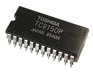 Circuit intégré IC chip puce Semiconductor semi-conducteur TOSHIBA TC9150P TC915OP