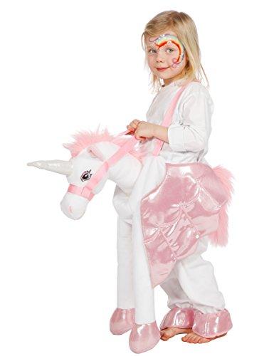 Generique - Einhorn Carry me Kostüm für Kinder