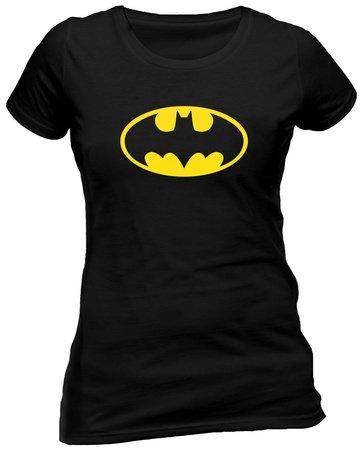 Batman - Camiseta de manga corta - para niño Negro negro Large