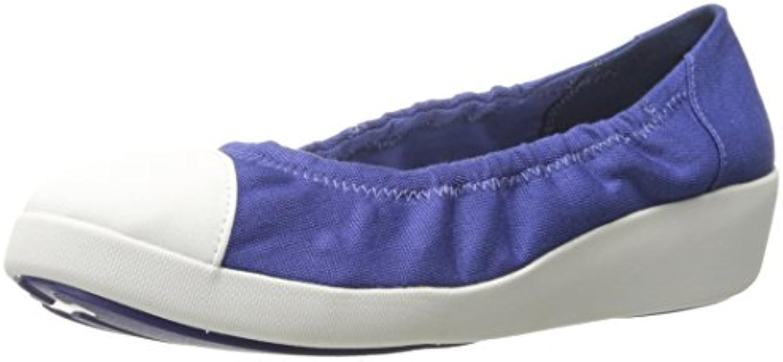 FF2TM by FitFlopTM FF2 De fitflopshoes F-pop Lienzo Mazarine Blue