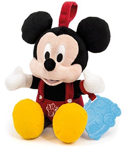 Clementoni 14410 - Peluche più Mordicchioso Baby Mickey