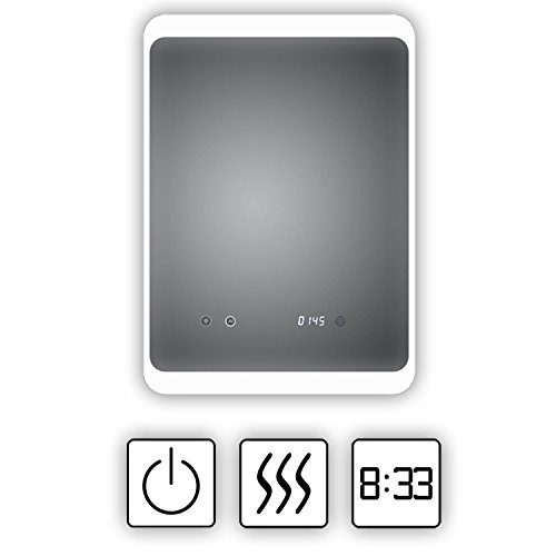ᐅᐅ Badspiegel Mit Uhr Und Beleuchtung Tests Und Vergleiche Waren