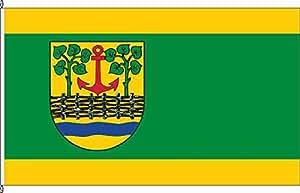 Bannerflagge Leck - 150 x 500cm - Flagge und Banner