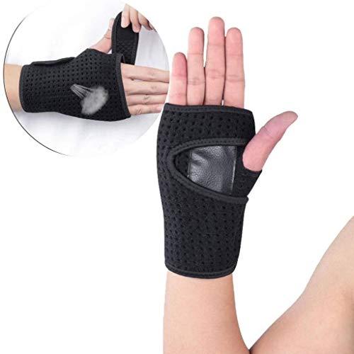 CS-LJ Handgelenkstütze, Handgelenkbandage, Armband, Sportarmband, Handgelenkverstauchung, Feste Unterstützung, Schutzhülle, Handflächenschutzausrüstung (Zwei Packungen) -