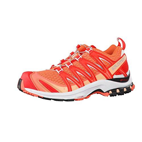 Salomon Xa Pro 3d W Damen Traillaufschuhe korall / rot