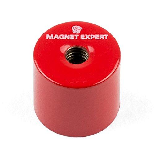 Magnet Experten aldp2119m6–15Tiefer Topf Magnet Mit M6Gewinde Loch