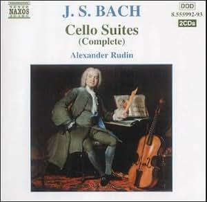 Cello Suites (Rudin)