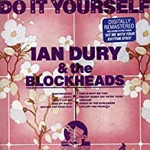 Amazon ian dury do it yourself cds y vinilos do it yourself by ian dury 1998 08 28 solutioingenieria Image collections