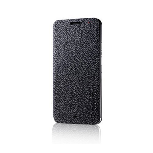 Blackberry ACC-57201-001 Leather Flip Case für Z30 schwarz