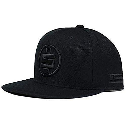 DWcamellia Hut Rapper Hip Hop Baseball Cap Männer S und Frauen S Hut , A