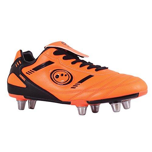 Optimum  Tribal, Rugby garçon Fluro Orange/Black