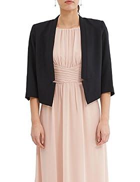 ESPRIT Collection Damen Blazer 027eo1g027