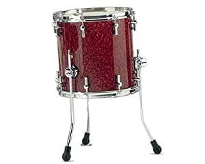 Batteries acoustiques SONOR TOM BASSE 16 x 16 DELITE - BIRDSEYE CHERRY Batteries Fusion 22""