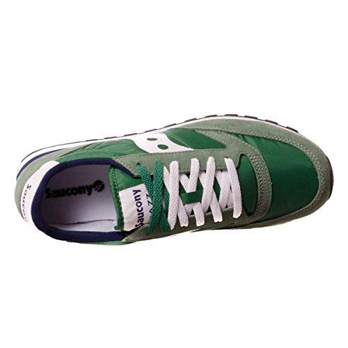 Saucony Jazz O, Vert Chaussures De Course Pour Homme