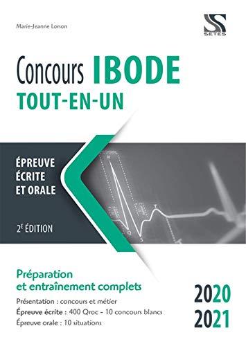 Concours IBODE : Tout-en-un 2020-2021 par Marie-Jeanne Lorson