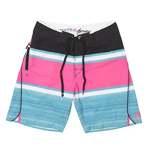 "Rip Curl Mirage Game On ""20"" Herren Boardshort rosa - Pink"