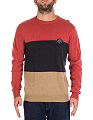 Rip Curl Blocked Crew - Pull - Homme