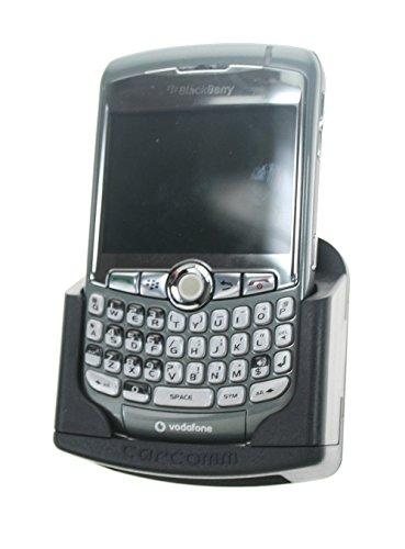 Carcomm CPPH-77KFZ-Halterung (Handy/Smartphone, Kfz Halter, passiv, Schwarz, BlackBerry Curve 8300Series) Blackberry 8300 Curve Smartphone