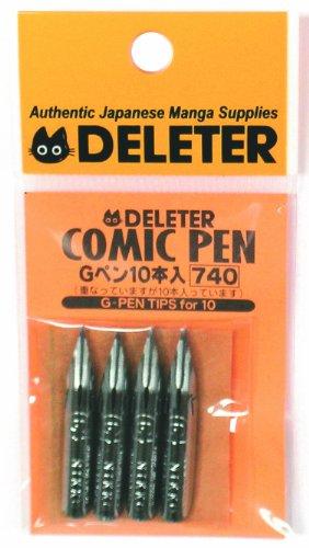 taj-g-plume-10-pices-japon-import-le-paquet-et-le-manuel-sont-crites-en-japonais