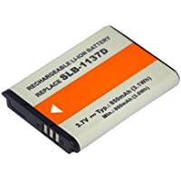 PowerSmart Batterie® 850mAh SLB 1137D pour Samsung i80, i85, i100, L74Wide, NV100HD, NV103, NV106HD, NV11, NV24HD, NV30, NV40, TL34HD