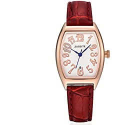 Fashion Watch Diamond ladies watch/ strap waterproof watch/Simple quartz watch-B