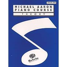 Michael Aaron Piano Course Theory Grade 1