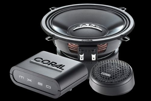 Coral Electronic MK 130 Altavoces para coche 200 W