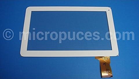 """Vitre tactile 10.1"""" pour écran tablette POLAROID MID2410 (16546)"""