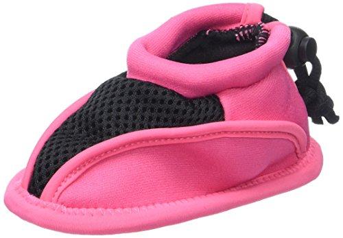 Splash About–Firm suola scarpe da spiaggia Pink Classic