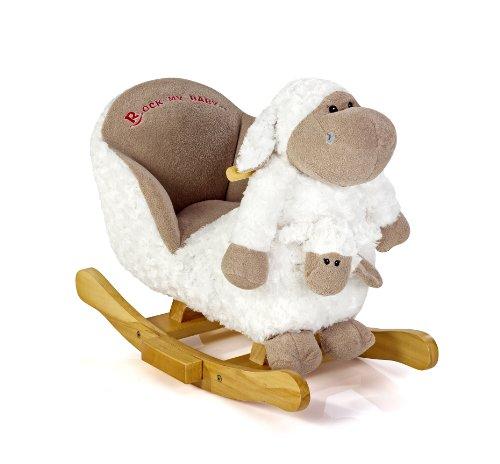 knorr-baby 60048 Mouton à bascule Sophia