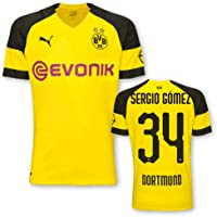 Seconda Maglia Borussia Dortmund Sergio Gomez