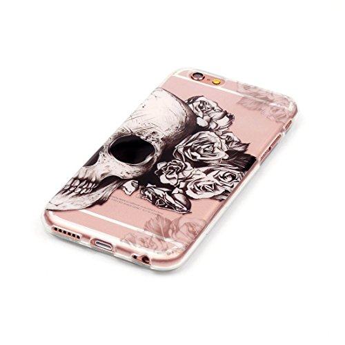 Phone case & Hülle Für iPhone 6 / 6s, Macarons Pattern IMD Workmanship Soft TPU Schutzhülle ( SKU : IP6G0083D ) IP6G0083D