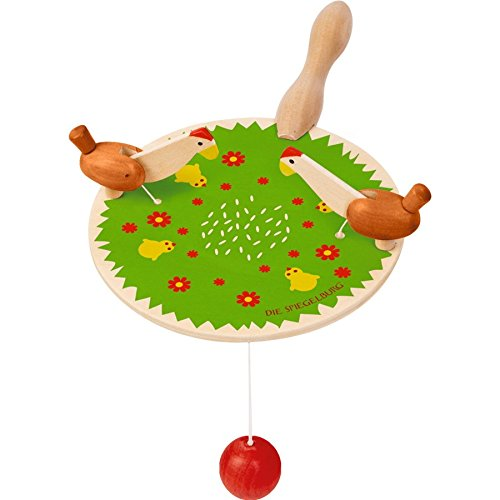 Spiegelburg pickende Hühner, Modell-Nr. 13098 (Sticks Animal Small)