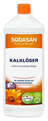 6 x 1 Liter SODASAN Kalklöser - Grad Kaffeemaschine 200