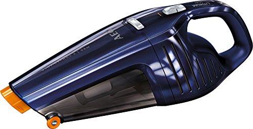 AEG HX6-27BM Aspiradora de mano, 14.4V Baterías Li-Ion, 27min autonomía, boquilla extensible, 0.5 Litros, 78 Decibeles, 2 Velocidades, Azul Metalizado