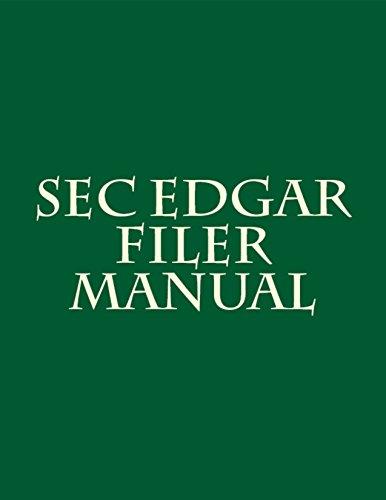 SEC EDGAR Filer Manual (English Edition)
