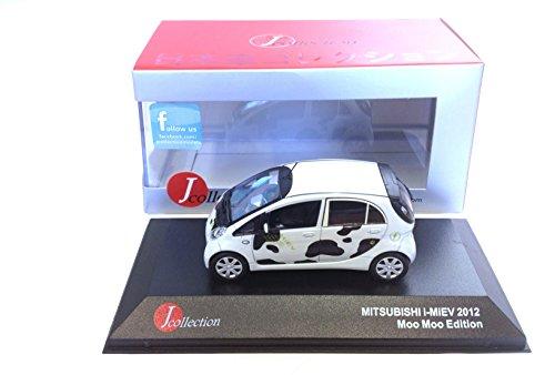 Ixo Mitsubishi i-Miev Edition 2012 Voiture 1/43 Japan JC288