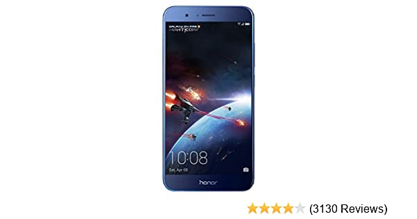 Honor 8 pro navy blue 6gb ram 128gb memory amazon electronics fandeluxe