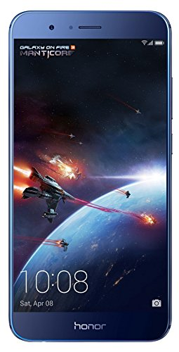 (Certified REFURBISHED) Honor 8 Pro (Navy Blue, 128GB)