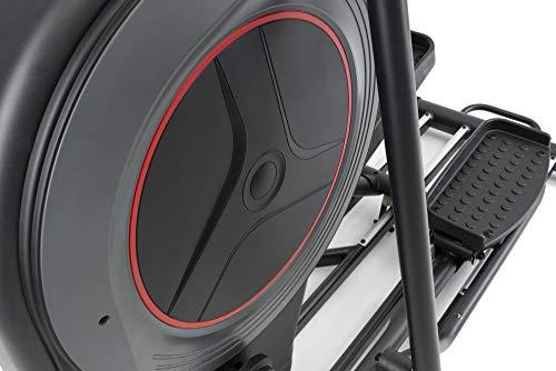 Hop-Sport Elliptical Crosstrainer HS-100C Ellipsentrainer Bluetooth 4.0 Smartphone Steuerung große Schrittlänge - 5