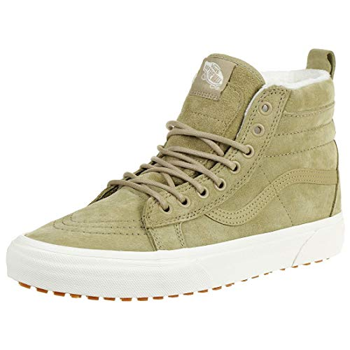 Vans Damen Sk8-Hi MTE Hohe Sneaker, Braun (Brown Vn0a33txuc31), 39 EU