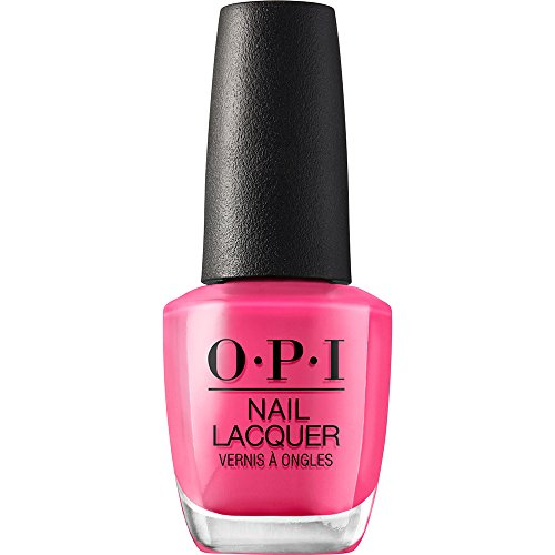 O.P.I Nail Lacquer, Kiss Me On My Tulips, 15ml
