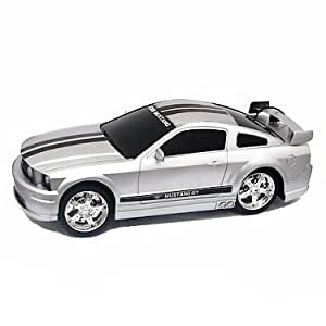 Ford Mustang GT – Voiture Radiocommandée 31 cm – Echelle 1:14 – 27 Mhz (Import Royaume-Uni)